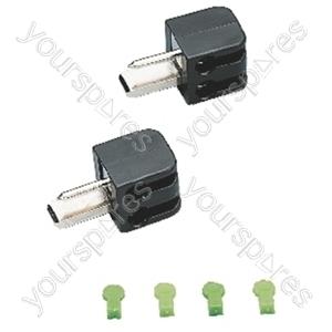 DIN-Speaker Plug