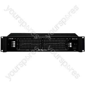 15x2 Band Equalizer