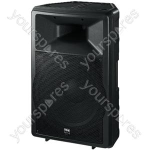 Active Speaker Cabin