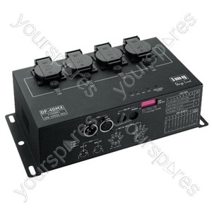 DMX Dimmer Pack
