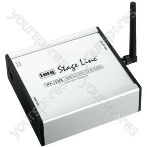Wireless DMX Receive