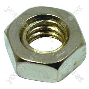 M4 C/f M/c Nut Chrome Pltd