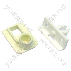 White Knight (Crosslee) Tumble Dryer Door Catch