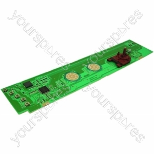 Indesit Interface PCB (Printed Circuit Board)