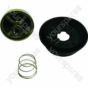 Hotpoint Stainless Steel Control Knob