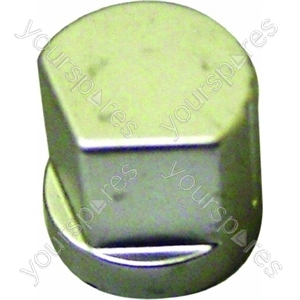 Indesit Chrome Timer Knob