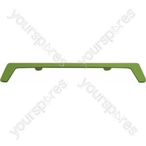 Glass Crisper Cover Trim (505x103x8) Whi