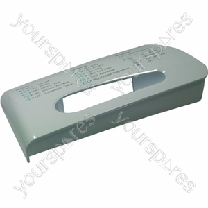 Indesit Soap Drawer Front / Dispenser Handle