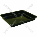 Enamelled Grill Pan Black 330x279x40