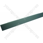 Indesit White Washer Dryer Kickstrip Plinth Panel
