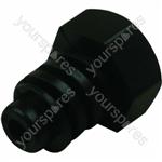 Ariston KG6408 Dishwasher Plastic Threaded Foot