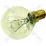 Indesit 40 Watt Oven Light Bulb