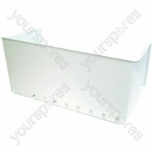 Lower Freezer Drawer (414x196mm) White