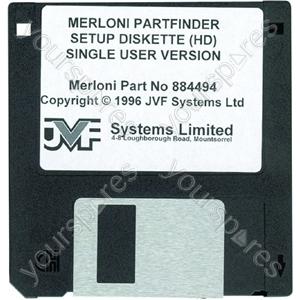 Setup Disk Partfinder