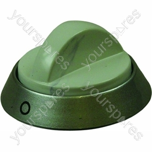 Indesit Cooker Control Knob - Short Shaft