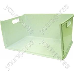 Indesit Fridge/Freezer Middle Drawer - 434 x 300 mm (white)
