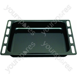 Indesit Black Oven Grill Pan