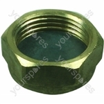 Hotpoint 3/4 bsp sealing cap blanking nut Spares