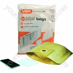 Paper Bags & Filters