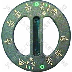 Indesit Timer knob front