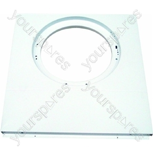 Indesit White Front Panel & Seal