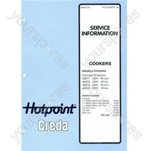 Service Manual 48317