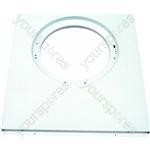 Indesit White Front Panel & Seal