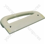 Servis White Refrigerator Door Handle