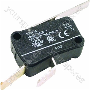 Hotpoint Door microswitch hpth Spares