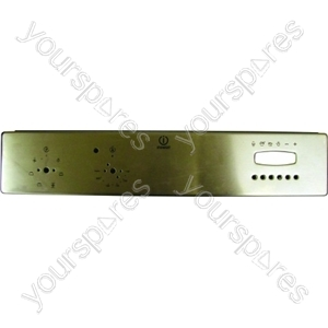 Indesit Cooker Control Panel