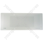 Indesit Top Oven Outer Door Glass