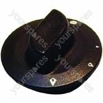 Hotpoint Brown Hob Control Knob