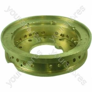 Cannon Brass Hob Burner Ring