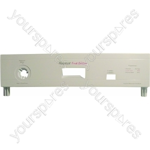 Indesit Dishwasher White Control Panel Fascia