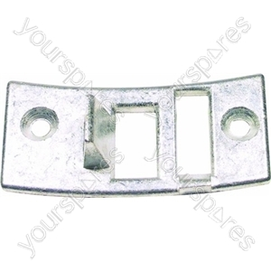 Indesit Metal Washing Machine Door Latch Cover