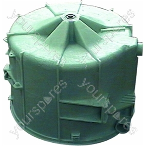 Indesit Washing Machine Outer Drum and Pulley