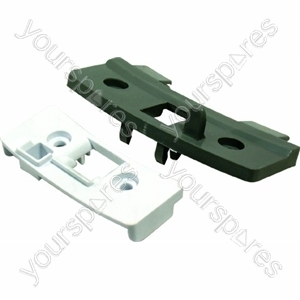 Indesit Door Latch Plate