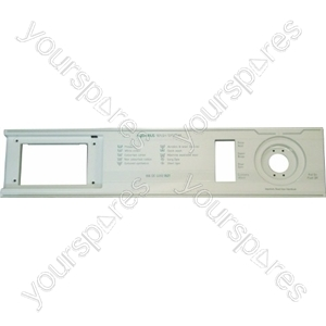 Indesit Group Main oven outer door glass Spares