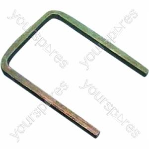 Indesit Pulley Locking Tool