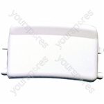Indesit White Door Release Handle