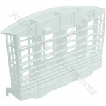 Indesit White Slim Line Dishwasher Cutlery Basket