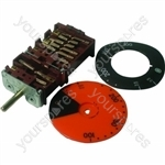 Indesit Grill Selector Switch Kit