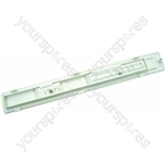 Indesit Cooker Hood White Control Panel Fascia