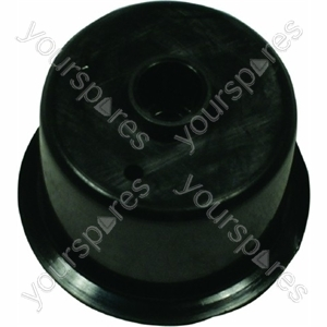 Indesit Disc Support Black