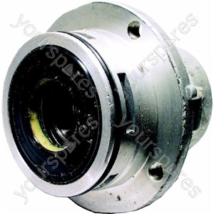 Whirlpool Washing Machine Drum Hub and Bearing Assembly