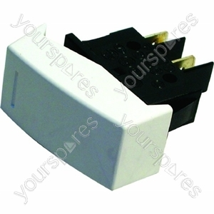 Indesit Washer Dryer Switch and Button Cover