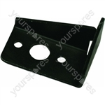 Indesit Bottom Oven Door Hinge Plate