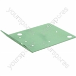 Hotpoint ETW51 Cooker Bracket Cut Out