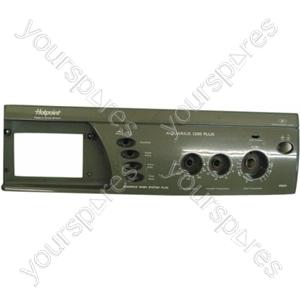 Indesit Control panel graphite
