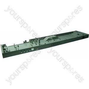 Hotpoint White Plastic Dishwasher Control Panel Fascia